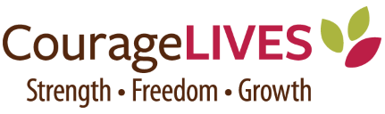 CourageLIVES Logo